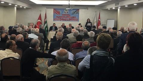 Düzce Abhaz Kültür Derneği, Olağan Genel Kurulunu Gerçekleştirildi.